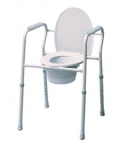 3-In-1 Commode, 4/cs