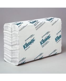 Kleenex® C-Fold Towels, 1-Ply, 150 sheets/pk, 16 pk/cs (48 cs/plt)