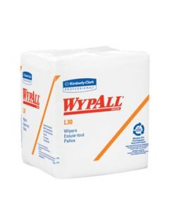 WYPALL L30 EconoMizer Wipers, DRC, 90 sheets/pk, 12 pk/cs (48 cs/plt)