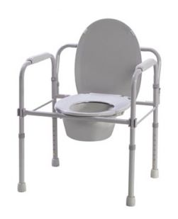 Commode Chair, 4/cs