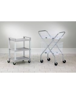 Accessories: Wire Basket, 6 Deep For TC-233 Cart, 2/ctn