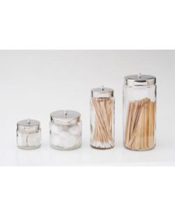 Dressing Jar & Cover, 3 x 3, 6/cs