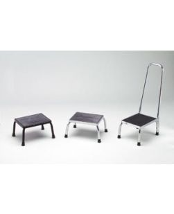 Stool, Square Seat, Gray Cushion, 2/cs (090128)