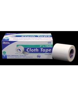 Tape, 1? x 10 yds, Waterproof Fabric, 12 rl/bx, 6 bx/cs