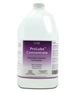 Instrument Lubricant Concentrate, 1 Gal Bottle, 1 oz Pump, 4/cs