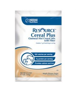 Cereal, Maple-Brown Sugar Oatmeal, 27.3 oz, 4/cs (Minimum Expiry Lead is 90 days)