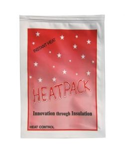 Heat Pack, Disposable, 6 x 9, 24/cs (120 cs/plt)