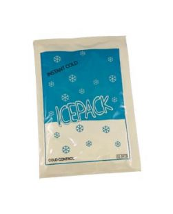 Cold Pack, Instant, Non-Insulated, 5 x 7, Disposable, 24/cs