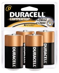 Alkaline Battery, 9V, Compare to Energizer® Battery, 12/pk, 4pk/cs (Continental US Only)
