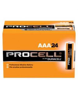 Battery, Alkaline, Size AAA, 24/bx (6/cs, 480 cs/plt) (UPC# 53648)