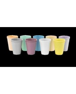 Plastic Cup, 5 oz, Blue, 50/bg, 20bg/cs (48 cs/plt) (Not Available for sale into Canada)