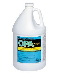 OPA Solution, One Gallon Container, 4/cs (36 cs/plt)