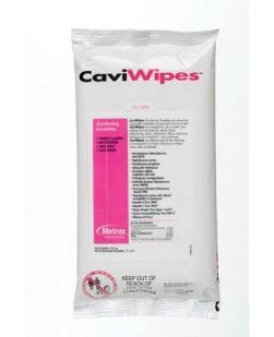 CaviWipes Flat Pack, 45/pk, 20 pk/cs (60 cs/plt) (091267)