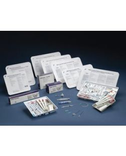 Epidural Tray 17G x 3 Perisafe Weiss Epidural Needle 19G x36 Perisafe Nylon Catheter CE 5mL Epilor S