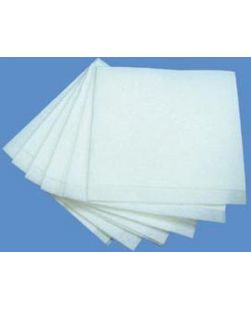 Washcloth, 12 x 12, 1 lb, White, Domestic, 25 dz/cs