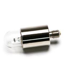 Examination Bulb 15.1v, 2.26a 10-32 Tpi Thread, 100 Hours Life T-3 Lamp Nickel Plated, Halogen, Xenon, 6/bx