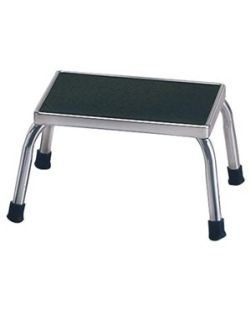 Step Stool, Single Step, 350 lb Weight Capacity, 2/ctn