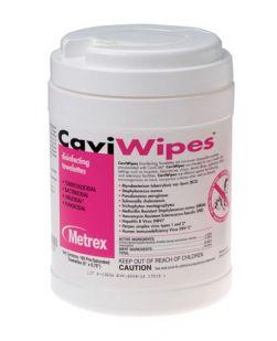 CaviWipes, 160 Wipes, 12 canisters/cs (40 cs/plt) (091263)