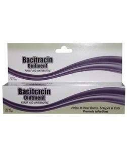 Bacitracin Ointment, 1 oz, 24/bx (Not Available for sale into Canada)