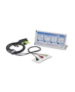 ECG Electrodes, 4/pch, 120 pch/cs
