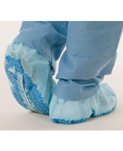 Shoe Cover, Universal, Blue, 50 pr/bx, 3 bx/cs