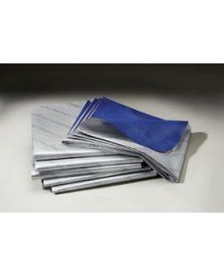 Blanket, Large, 48 x 84, Silver, 25/cs