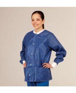 Jacket, Large, Blue, 25/cs