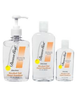 Instant Hand Sanitizer with Pump, 8 oz, 12/pk, 4 pk/cs (Not Available for sale into Canada) (Item is considered HAZMAT and cannot ship via Air or to AK, GU, HI, PR, VI)