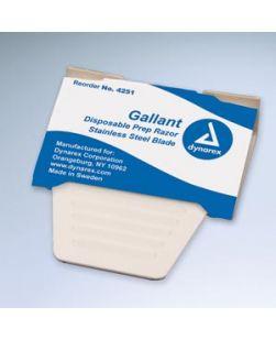 Gallant Prep Razor, 50/bx, 5 bx/cs