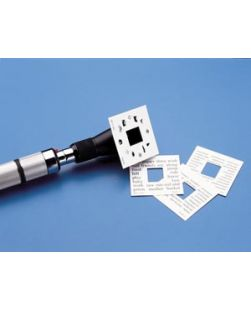 Fixation Cards For Dynamic Retinoscopy, 4/set (US Only)