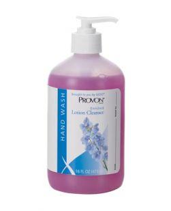 Lotion Cleanser, 16 fl oz Pump Bottle, 12/cs