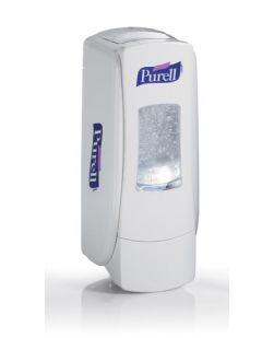 Dispenser, 700mL, White/ White, 6/cs (091226)