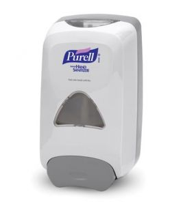 FMX-12? Dispenser, Manual, For Refill 5192 Only, Dove Gray, 6/cs (48 cs/plt) (Available Only with purchase of GOJO Branded Products)
