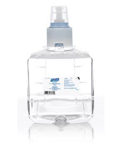 Hand Sanitizer, Gel, Touch Free, DUO Universal, 1.2L Refill, 3/cs (Item is considered HAZMAT and cannot ship via Air or to AK, GU, HI, PR, VI)