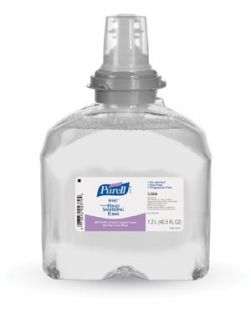 Instant Hand Sanitizing Foam, TFX? 1200mL, Refill, 2/cs (Item is considered HAZMAT and cannot ship via Air or to AK, GU, HI, PR, VI)