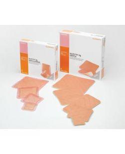 Adhesive Dressing, 5 x 5, 10/pkg, 4 pkg/cs (125 cs/plt) (US Only)