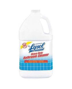 Bathroom Cleaner, Gallon, 4/cs (DROP SHIP ONLY)