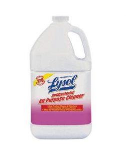 Lysol Antibacterial All Purpose Cleaner, Gal, 4/cs (DROP SHIP ONLY)