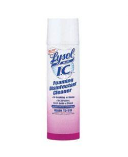 Lysol I.C. Foaming Cleaner Spray, 24 oz, 12/cs (DROP SHIP ONLY)