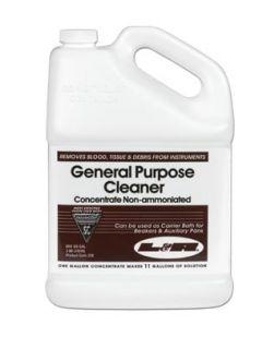 General Purpose Cleaner, Gallon Bottle, 4/cs (40 cs/plt)