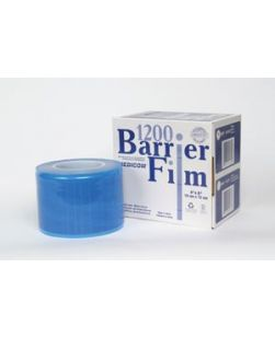 Barrier Film, 4 x 6, Blue, 1200/bx, 8 bx/cs
