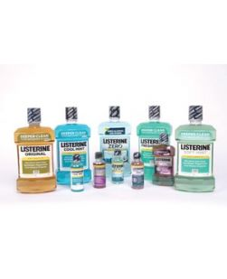 Cool Mint Listerine, 1.5 Liter, 6/cs (60 cs/plt)