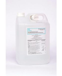 Cidex, 5 Liter, 4/cs (Minimum Expiry Lead is 60 days) (40 cs/plt) (Continental US Only)