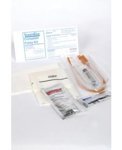 30cc Catheterization Tray, 16FR, 10/cs