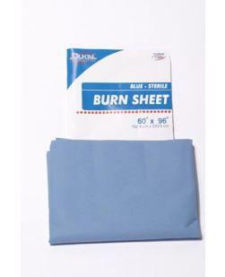 Burn Sheet, SMS Blue, 60 x 96, 12/cs