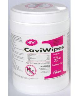 CaviWipes, 6 x 6¾, 160 ct/can, 12 can/cs (40 cs/plt) (091258)