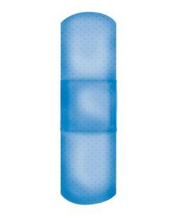 Adhesive Bandage, 1 x 3, Plastic, Bulk, 1500/cs
