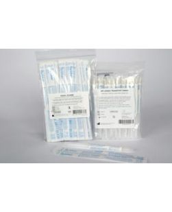 QuickVue Influenza Swab Pack, 25 Individually Pouched Sterile Foam Swabs, For Use with QuickVue Influenza & QuickVue Influenza A+B Tests Only, 25/pk