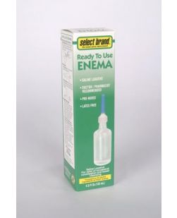 Enema 4.5 oz, Single Pack, 24/cs (Continental US Only)