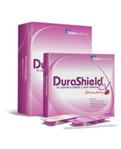Fluoride Varnish, .4mL Unit Dose, Strawberry, Includes: 200 Ultrabrush 2.0, 200/bx (Item is considered HAZMAT and cannot ship via Air or to AK, GU, HI, PR, VI)